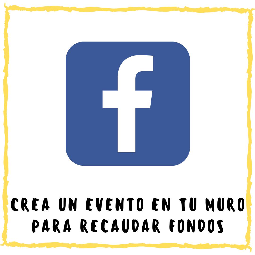 Evento Donación Facebook