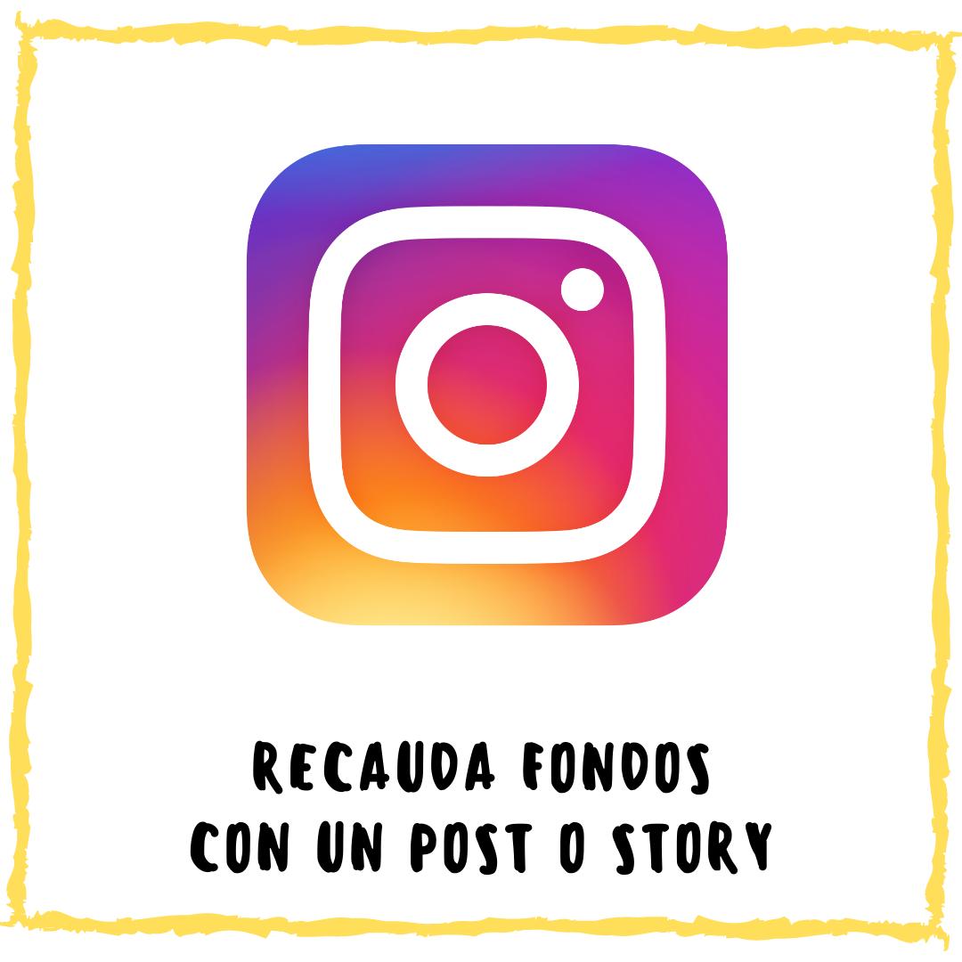 Evento Donacion Instagram